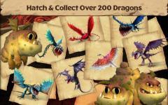 Dragons Rise of Berk real screenshot 1/6