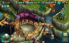 Dragons Rise of Berk real screenshot 3/6