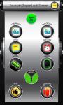 Fountain Zipper Lock Screen screenshot 2/6