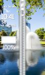 Fountain Zipper Lock Screen screenshot 4/6