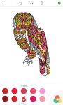 Animal Coloring Pages For Adults screenshot 4/5