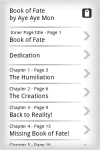 Youth EBook - Book Of Fate screenshot 2/4