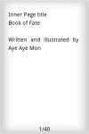 Youth EBook - Book Of Fate screenshot 3/4