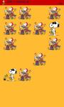 Snoopy Match Up Game screenshot 3/6