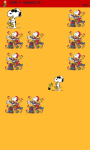 Snoopy Match Up Game screenshot 4/6