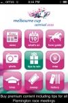 Melbourne Cup Carnival 2010 screenshot 1/1