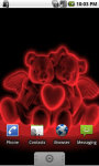 Neon Bears In Love Live Wallpapers screenshot 1/2