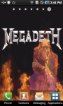 Megadeth Live Wallpaper screenshot 3/3