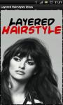 Layered Hairstyles Ideas screenshot 1/6