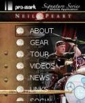 Neil Peart screenshot 1/1