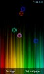Rings Live Wallpaper screenshot 2/4
