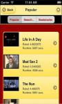 MoviesTime Movies from Internet screenshot 2/4