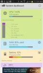 MyDroid System Info screenshot 2/3
