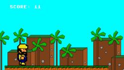 8-Bit Endless Runner screenshot 1/4