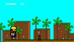8-Bit Endless Runner screenshot 3/4