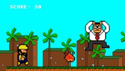 8-Bit Endless Runner screenshot 4/4