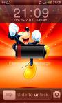 Mickey Mouse Iphone Locker screenshot 3/5