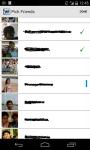 Onliner -  Friend Notifier for Facebook screenshot 1/2