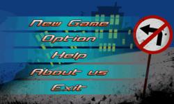 Extreme Traffic Chaos 240x320 FT screenshot 2/3