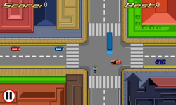 Extreme Traffic Chaos 240x320 FT screenshot 3/3