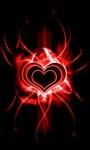 Flashing Hearts Live Wallpaper screenshot 1/3