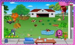 Clean Up House-Girls Game screenshot 3/4
