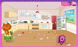 Clean Up House-Girls Game screenshot 4/4