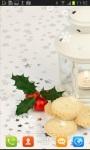 Candle Christmas Live Wallpaper screenshot 2/3