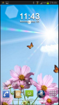 Flower Wallpaper for Android screenshot 1/6