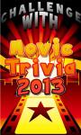 Movie Trivia - Film Quiz Up - Test your Movie IQ screenshot 2/6