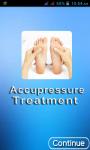 accupressure treatment - hindi screenshot 1/4