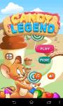 Candy Legend new screenshot 1/4