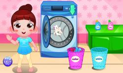 Baby Born Cloths Washing screenshot 2/5