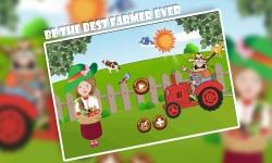 Jolly Little Farm Girl screenshot 1/5