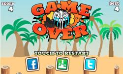 Stick Troll Escape - Funny Face Ninja Adventure screenshot 3/6