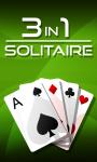 3in1 Solitaire screenshot 1/6