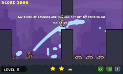 Zomblaster Kill Zombies screenshot 3/4