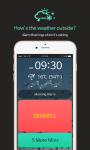 Weather and games in the alarm-AlarmGame screenshot 1/6
