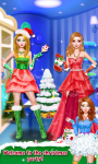 Christmas Doll Party Makeover screenshot 1/3