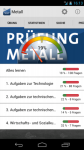 Prufung Metall specific screenshot 2/6