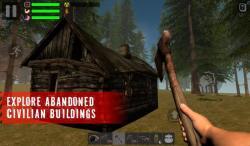 The Survivor Rusty Forest regular screenshot 3/6