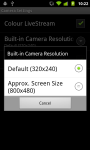 BabyCam Monitor DEMO screenshot 4/6