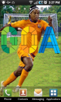 Ronaldinho Gaucho Live Wallpaper screenshot 3/3
