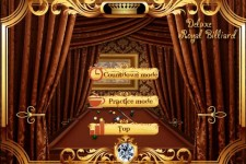 Deluxe Royal Billiard England screenshot 2/5