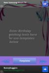 Birthday Greeting screenshot 1/4