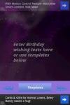 Birthday Greeting screenshot 4/4
