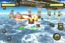 Battle Boats 3D free screenshot 4/6