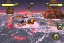 Battle Boats 3D free screenshot 5/6