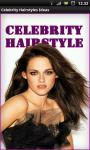 Celebrity Hairstyles Ideas screenshot 1/6