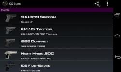 CS Guns Game screenshot 6/6